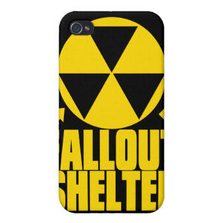 Fallout_Shelter Case For iPhone 4
