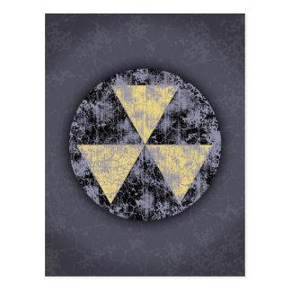 Fallout Shelter-cl-dist Postcard