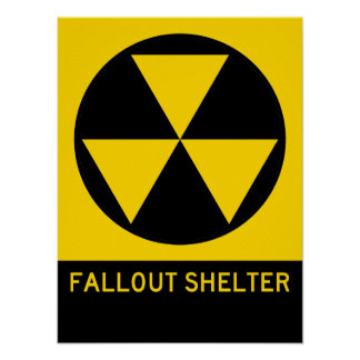 Fallout Shelter Highway Sign
