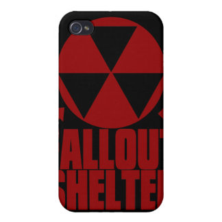 Fallout_Shelter iPhone 4 Cover