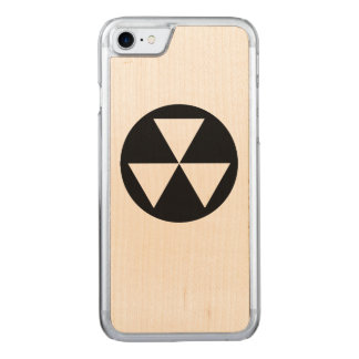 Fallout Shelter Phone Carved iPhone 7 Case