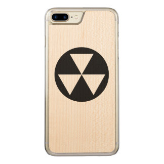 Fallout Shelter Phone Carved iPhone 7 Plus Case