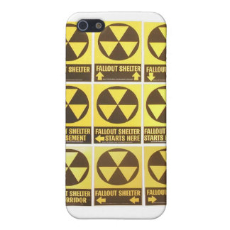 Fallout Shelter Signs Speck Case