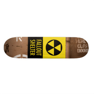 Fallout Shelter skateboard