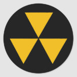 Fallout Symbol Decal Sticker