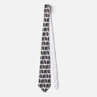 Fallow Deer Men's Necktie