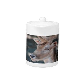 Fallow Deer Teapot