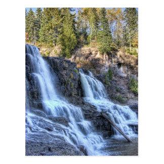 Falls at Gooseberry Postcard