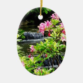 Falls Ceramic Ornament