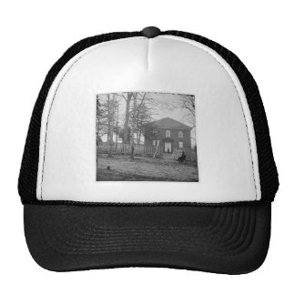 Falls Church, Va. The Church. Circa 1861- 1862 Trucker Hat