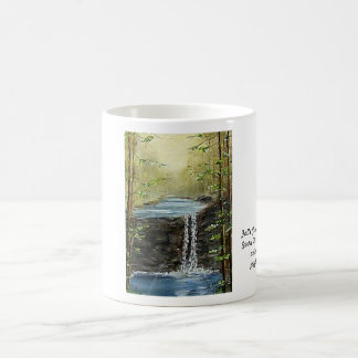 FALLS CREEK STREAM COLLECTIBLE MUG
