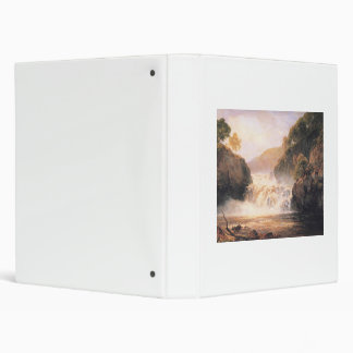 Falls in the Clyde Corry Lynn 3 Ring Binder