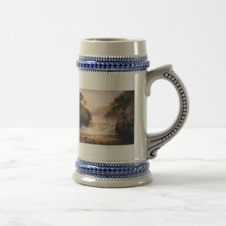 Falls in the Clyde Corry Lynn Beer Stein