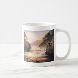 Falls in the Clyde Corry Lynn Coffee Mug