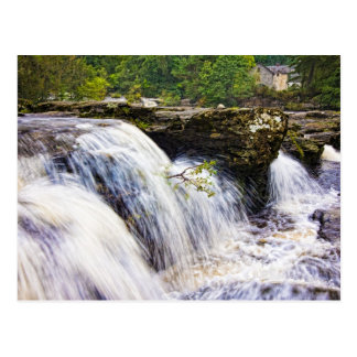 Falls of Dochart Scotland Postcard