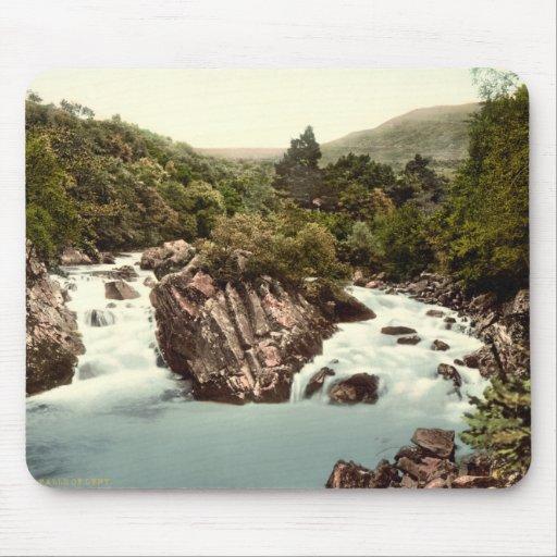 Falls of Leny, Stirling, Scotland Mousepad