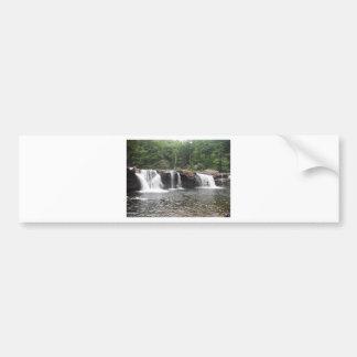 Falls of the Cheat Bumper Sticker