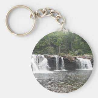 Falls of the Cheat Keychain