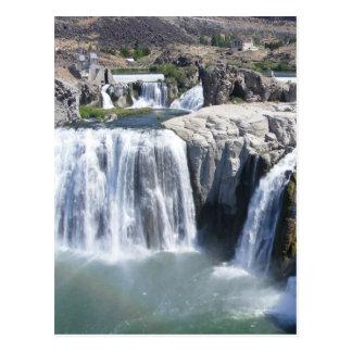 Falls Postcard