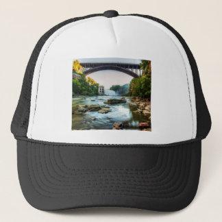 Falls Under the Bridge Trucker Hat