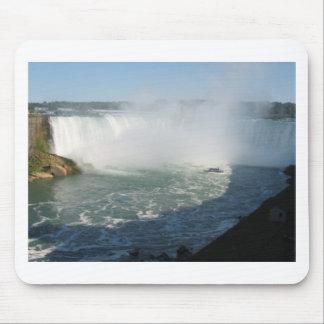 Falls View : Niagara USA Canada Mouse Pad