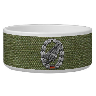 Fallschirmjägertruppe Barettabzeichen Bowl