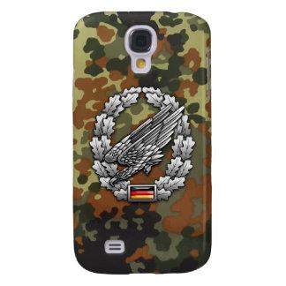 Fallschirmjägertruppe Barettabzeichen Funda Para Galaxy S4
