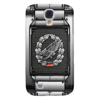 Fallschirmjägertruppe Barettabzeichen Funda Samsung S4