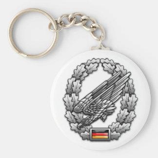Fallschirmjägertruppe Barettabzeichen Keychain