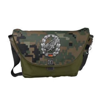 Fallschirmjägertruppe Barettabzeichen Commuter Bags