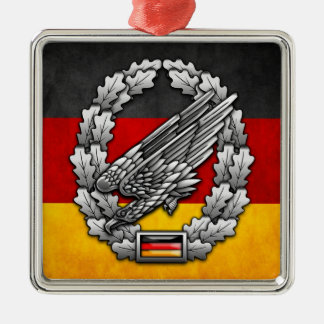 Fallschirmjägertruppe Barettabzeichen Ornament