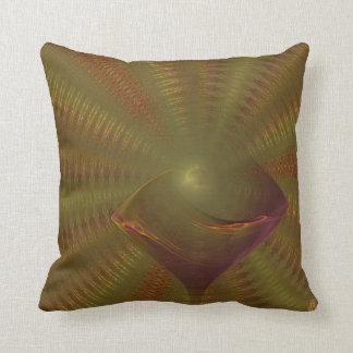 Falltini Faery Martini Art Throw Pillow