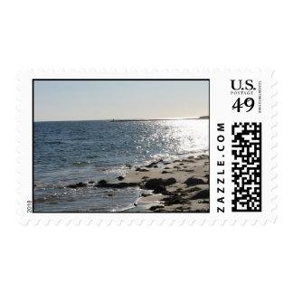 Falmouth - Beach Stamps