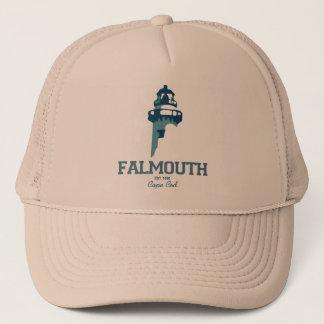 Falmouth - Cape Cod. Trucker Hat