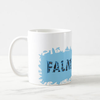 Falmouth, Cornwall, mug