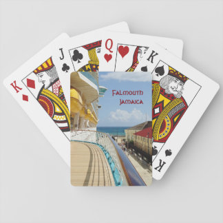 Falmouth Dockside Playing Cards