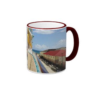 Falmouth Dockside Ringer Mug