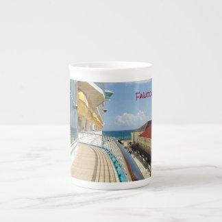 Falmouth Dockside Tea Cup