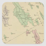 Falmouth Foreside, adjacent islands, Casco Bay Sticker