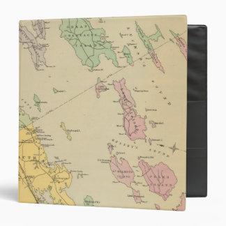 Falmouth Foreside islas adyacentes bahía de Casc