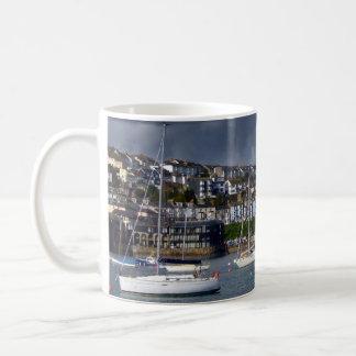 Falmouth Harbour Cornwall Coffee Mug