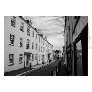 Falmouth High Street Greeting Card