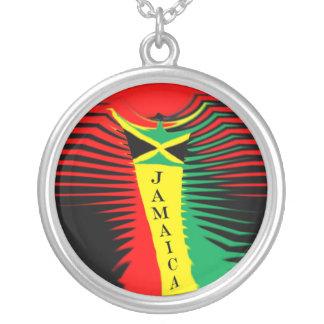 Falmouth Jamaica Rasta Necklace