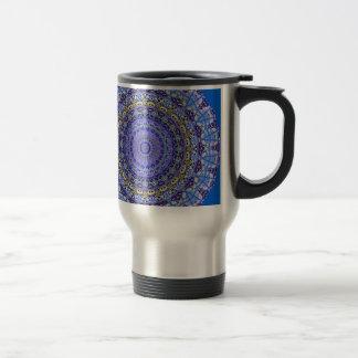 Falmouth Kaleidoscope Travel Mug