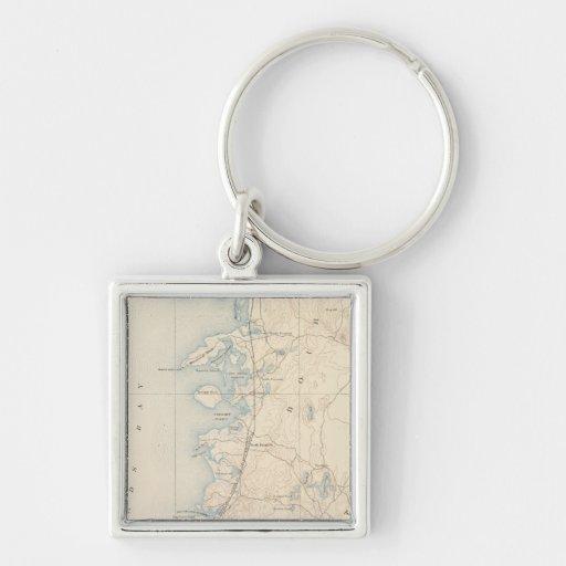Falmouth, Massachusetts Key Chains