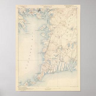 Falmouth, Massachusetts Poster