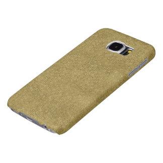Falsa CAJA de la GALAXIA S6 de SAMSUNG del cuero Fundas Samsung Galaxy S6