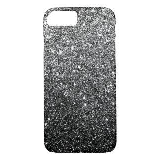 Falsa caja negra elegante del iPhone 7 del brillo Funda iPhone 7