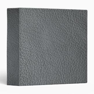 Falsa carpeta de cuero gris de Avery