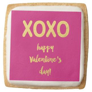 Falsa galleta del el día de San Valentín de la